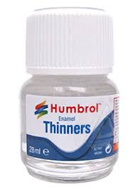 Humbrol Enamel Paint & Thinners