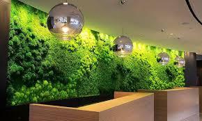 live moss wall art diy