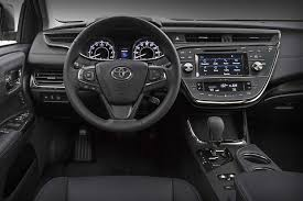 toyota camry 2015 black interior. 2016 Toyota Camry Vs Avalon The Difference Featured Image Large In 2015 Black Interior
