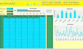 Tracking Sales In Excel Online Sales Tracker Template For Excel Daily Tracking