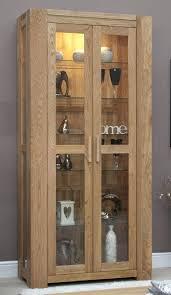 glass cabinet trend oak glass display cabinet glass kitchen cabinets ikea