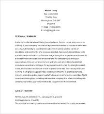 Retail Sales Executive Resume Retail Sales Manager Resume Best Of Retail Resume Template Free