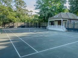 Outdoor Basketball Court Flooring Cost  Home Outdoor DecorationBackyard Tennis Court Cost