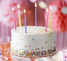 Vanilla Party Cake Recipe Bbc Good Food