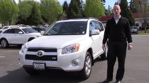 2012 Toyota RAV4 V6 Limited review - Buying a Rav4? Here's the ...