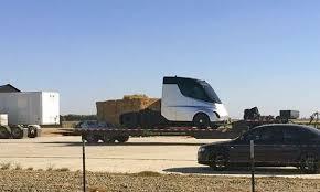 2018 tesla semi truck. exellent truck tesla semi truck inside 2018 tesla semi truck