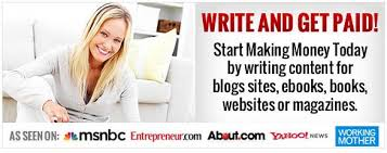 list of online jobs working from home writing jobs writing jobs work at home and make money writing for ebooks magazines and