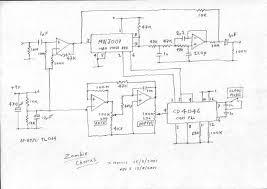 Red Pcb Schematic Mxr Blue Box