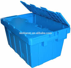 Plastic Crate With Lid Plastic Crate With Lid Suppliers And
