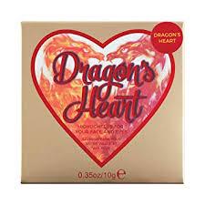 amazon makeup revolution i heart makeup highlighter dragons heart 10g beauty