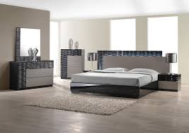 Image Of: Black Contemporary Bedroom Furniture