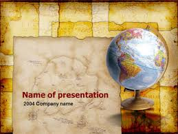 Scroll Powerpoint Template Vintage Powerpoint Templates And Google Slides Themes