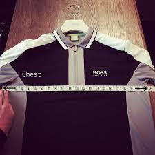 Hugo Boss Size Chart Green Label Guide Golfposer Emag