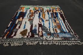 antique old white berber wedding berber blanket moroccan rug vintage wool carpet tribal vintage rug berber rug