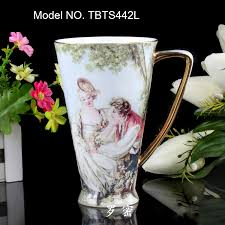 big mugs online. Unique Online Coffee Mugs Online Big Bone China Ceramic Tea Cup Milk  Oil Painting Romeo And Juliet Large Mugsin From Home U0026 Garden On  For A