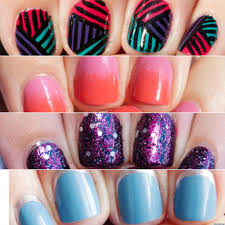 Art Designs Easy Really Easy Nail Art Designs Image Asgj Anextweb