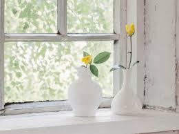 Fünf Styling Tricks Für Fensterbänke