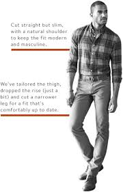 Llbean Com Size Chart Mens How Our Tops Fit Signature Shirts Sweaters Blazers And