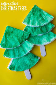 Our favorite way is to use coffee filters. 11 Heavenly Bulletproof Coffee Ideas Christmas Arts And Crafts Christmas Tree Crafts Coffee Filter Crafts