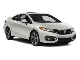 honda civic 2014 white. Perfect 2014 PreOwned 2014 Honda Civic Si To White W