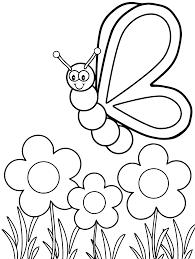 Coloriage Dessiner Magique Papillon Grande Section