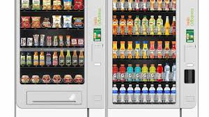 Vending Machine Moving Company Gorgeous Pepsi's New Vending Machines Sell Only Healthy Food MUNCHIES