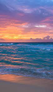 Ocean wallpaper, Sunset beach pictures ...