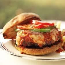 Grilled Italian Meatball Burgers | Recipe | Recipes, Food, Burger recipes
