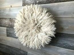 juju hat wall decor hat feather