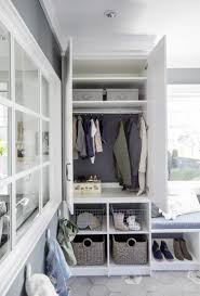 baskets and bins are ideal for storing shoes bags and other accessories