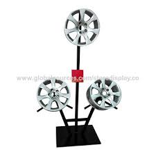 Alloy Wheel Display Stand China 100 Aluminum Alloy Wheel Display Stand on Global Sources 15