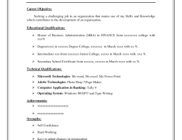 Great Resume Software Mac Contemporary Entry Level Resume