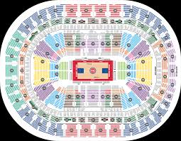 Wings Stadium Seating Chart Row 22 Unmistakable Red Wings Seating Chart With Rows