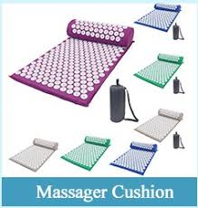 <b>Massager Cushion Massage</b> Yoga <b>Mat Acupressure</b> Relieve Stress ...
