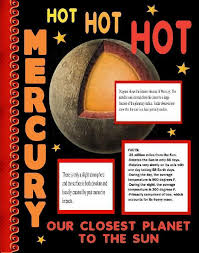 how to make a science poster make a science fair project about mercury outer space science