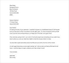 Thank You Letter Resignation Employee Piqqus Com