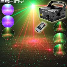 Green Laser Projector Light Us 44 99 New Red Green Laser 16 Patterns Projector Blue Led Club Party Bar Dj Lighting Light Xmas Dance Disco Party Stage Lights Show B3 In Stage