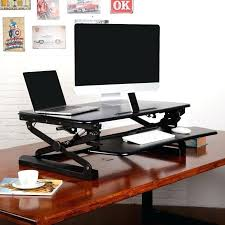 sit stand computer desk height adjustable sit stand desktop workstation with removable best sit stand computer