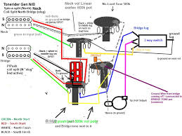 spin a split wiring for sg tone rider spin a split neck and coil split bridge for sg