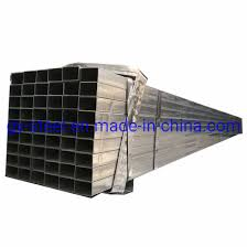 Hollow Section Jis Standard Galvanized Square Tube Pipe Steel Size Chart Price