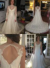 Before And After Wedding Dress Alterations Ahol Dress 03 Cheap