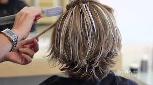 balayage means to paint or to sweep and involves a more artistic