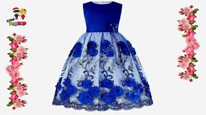 Frock Designs Gallery Top 10 New Fancy Cotton Baby Frock Designs 2017 2018 For