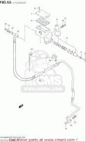 Suzuki intruder 1400 tail light wiring diagram