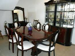 Stunning Design Cherry Wood Dining Room Chairs Unusual Ideas Solid Solid Wood Formal Dining Room Sets