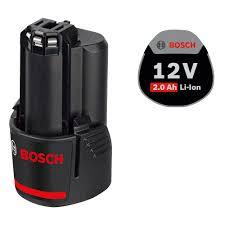 <b>Аккумулятор BOSCH</b> Professional 12 В 2,0 Ач <b>Li</b>-<b>Ion</b>