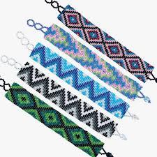 Seed Bead Patterns Inspiration Crafty Ideas Beaded Bracelet Patterns Seed Bead Pattern Bead Dance