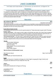28 architectural technologist resume samples canada it