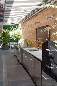 Tropical Outdoor Kitchen Designs Unique Decoration