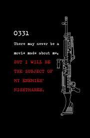 Usmc 0331 0331 Machine Gunner The Unsung Hero Of Battle Warrior